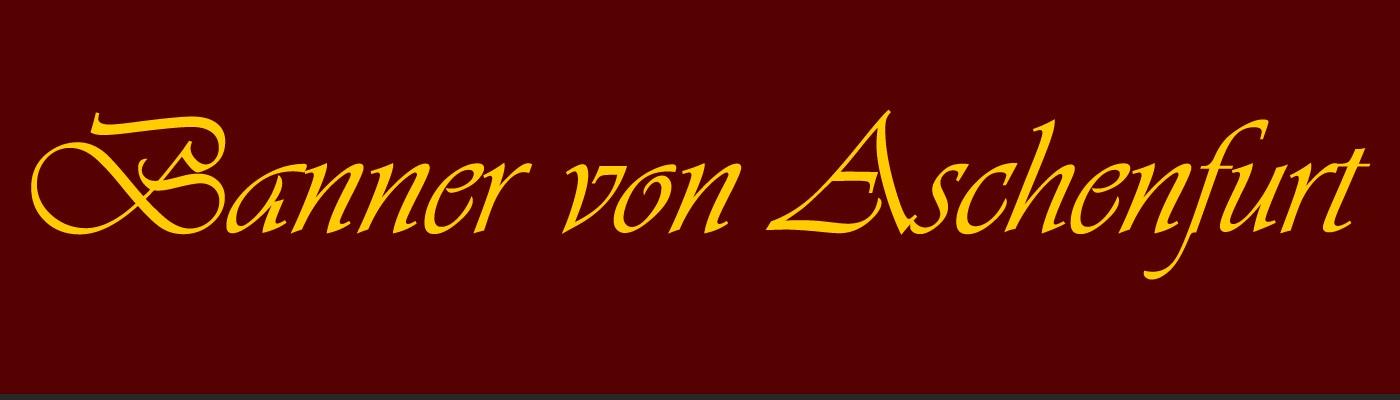 Banner von Aschenfurt
